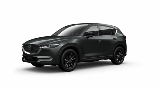 Demo Mazda CX-5 KF4WLA GT SKYACTIV-Drive i-ACTIV AWD SP Toowoomba, 2021 Mazda CX-5 KF4WLA GT SKYACTIV-Drive i-ACTIV AWD SP Machine Grey 6 Speed Sports Automatic Wagon