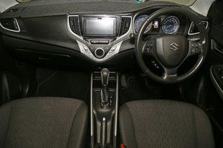2018 Suzuki Baleno EW GLX Turbo White 6 Speed Sports Automatic Hatchback