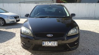 2007 Ford Focus LT Zetec Black 5 Speed Manual Hatchback
