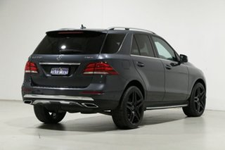 2015 Mercedes-Benz GLE250D 166 Grey 9 Speed Automatic Wagon