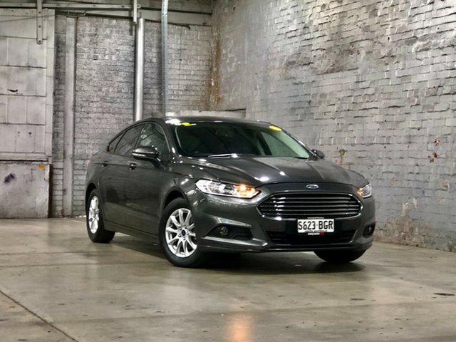 Used Ford Mondeo MD Ambiente Mile End South, 2015 Ford Mondeo MD Ambiente Grey 6 Speed Sports Automatic Dual Clutch Hatchback