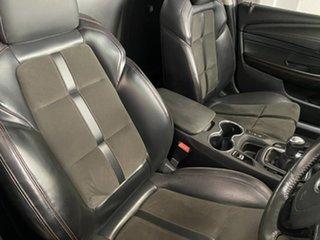 2014 Holden Ute VF SV6 Storm Black 6 Speed Manual Utility