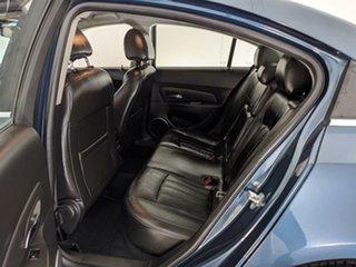 2011 Holden Cruze JH Series II MY11 CDX Blue 5 Speed Manual Sedan