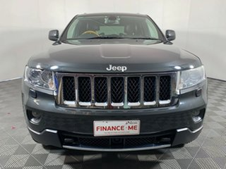 2011 Jeep Grand Cherokee WK MY2011 Overland Grey 5 Speed Sports Automatic Wagon.