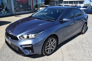 2018 Kia Cerato BD MY19 Sport+ Blue 6 Speed Sports Automatic Sedan.