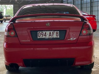 2002 Holden Commodore VY SS Red 4 Speed Automatic Sedan
