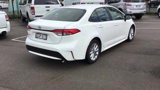2019 Toyota Corolla Mzea12R Ascent Sport Glacier White 10 Speed Constant Variable Sedan.