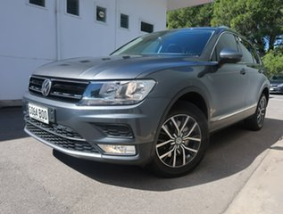 2016 Volkswagen Tiguan 5N MY17 132TSI DSG 4MOTION Comfortline Grey 7 Speed.