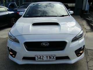2015 Subaru WRX V1 MY15 Lineartronic AWD White 8 Speed Constant Variable Sedan