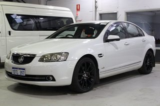 2011 Holden Calais VE II MY12 V White 6 Speed Automatic Sedan