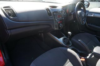 2010 Kia Cerato TD MY10 Koup Red 5 Speed Manual Coupe