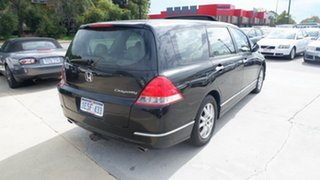 2004 Honda Odyssey 3rd Gen Luxury Black 5 Speed Sports Automatic Wagon