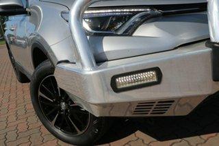 2016 Toyota RAV4 ALA49R GX AWD Silver 6 Speed Sports Automatic SUV.