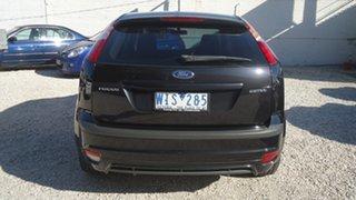 2007 Ford Focus LT Zetec Black 5 Speed Manual Hatchback