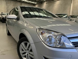 2008 Holden Astra AH MY08.5 CDX Silver 4 Speed Automatic Hatchback