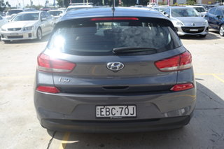 2018 Hyundai i30 PD MY18 Go Grey 6 Speed Manual Hatchback