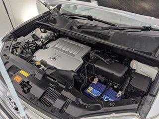 2011 Toyota Kluger GSU45R MY11 KX-S AWD White 5 Speed Sports Automatic Wagon