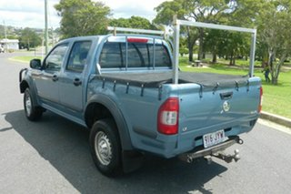2003 Holden Rodeo RA LX Crew Cab 4x2 Blue 5 Speed Manual Utility