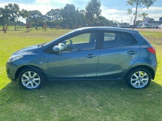2014 Mazda 2 DE10Y2 MY14 Neo Sport Blue 5 Speed Manual Hatchback