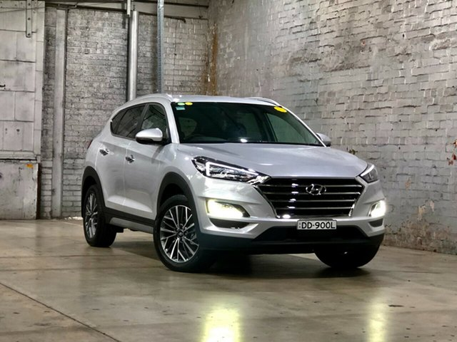 Used Hyundai Tucson TL3 MY20 Elite AWD Mile End South, 2020 Hyundai Tucson TL3 MY20 Elite AWD Silver 8 Speed Sports Automatic Wagon