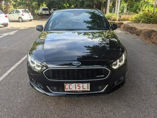 2015 Ford Falcon FG X XR6 Black 6 Speed Manual Sedan
