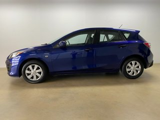 2010 Mazda 3 BL Neo Blue 6 Speed Manual Hatchback