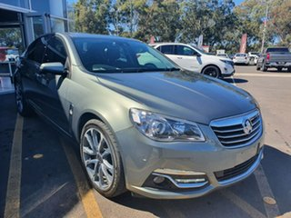 2016 Holden Calais VF II MY16 V Grey 6 Speed Sports Automatic Sedan.