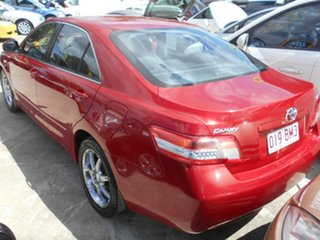 2010 Toyota Camry ACV40R MY10 Altise Red 5 Speed Automatic Sedan