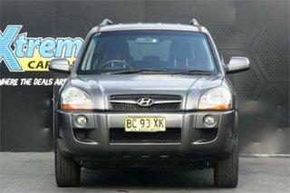 2009 Hyundai Tucson JM MY09 SX Titanium 4 Speed Sports Automatic Wagon.