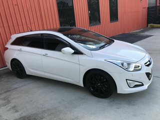 2012 Hyundai i40 VF Premium Tourer White 6 Speed Sports Automatic Wagon
