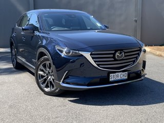 2020 Mazda CX-9 TC Azami SKYACTIV-Drive i-ACTIV AWD Deep Crystal Blue 6 Speed Sports Automatic Wagon.
