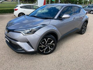 2019 Toyota C-HR NGX50R S-CVT AWD Shadow Platinum 7 Speed Constant Variable Wagon.