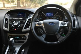 2013 Ford Focus LW MkII Sport PwrShift Blue 6 Speed Sports Automatic Dual Clutch Hatchback