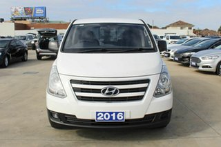 2016 Hyundai iLOAD TQ3-V Series II MY16 White 5 Speed Automatic Van