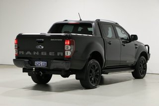 2018 Ford Ranger PX MkIII MY19 Wildtrak 2.0 (4x4) Black 10 Speed Automatic Double Cab Pick Up