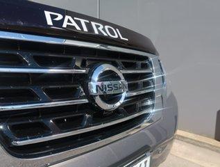 2019 Nissan Patrol Y62 Series 4 TI Gold 7 Speed Sports Automatic Wagon