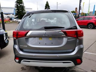 2021 Mitsubishi Outlander ZL MY21 ES AWD Titanium 6 Speed Constant Variable Wagon.