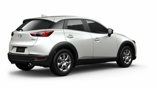 2021 Mazda CX-3 DK2W7A Neo SKYACTIV-Drive FWD Sport Snowflake White Pearl 6 Speed Sports Automatic.