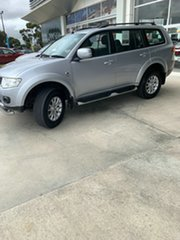 2012 Mitsubishi Challenger PB (KH) MY12 LS Silver 5 Speed Manual Wagon