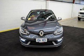 2015 Renault Megane III B95 Phase 2 GT-Line EDC Premium Grey 6 Speed Sports Automatic Dual Clutch.