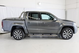 2018 Volkswagen Amarok 2H MY19 TDI580 4MOTION Perm Ultimate Grey 8 Speed Automatic Utility.