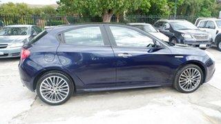 2014 Alfa Romeo Giulietta Series 0 MY13 Progression TCT JTD-M Blue 6 Speed