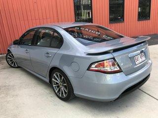 2008 Ford Falcon FG XR6 Grey 5 Speed Sports Automatic Sedan.