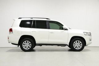 2020 Toyota Landcruiser VDJ200R LC200 VX (4x4) White 6 Speed Automatic Wagon