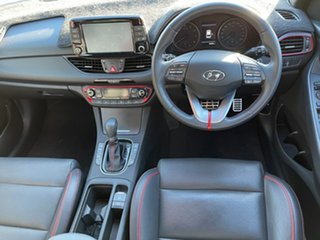 2017 Hyundai i30 PD MY18 SR D-CT Premium Red 7 Speed Sports Automatic Dual Clutch Hatchback