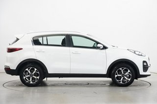 2019 Kia Sportage QL MY19 Si 2WD Clear White 6 Speed Sports Automatic Wagon