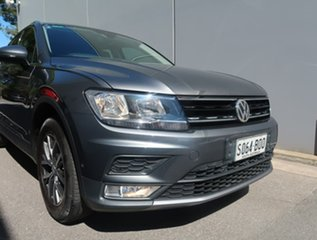2016 Volkswagen Tiguan 5N MY17 132TSI DSG 4MOTION Comfortline Grey 7 Speed