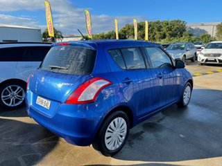 2016 Suzuki Swift FZ MY15 GL Blue 4 Speed Automatic Hatchback