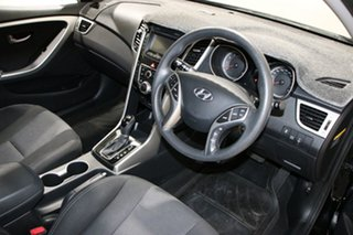 2014 Hyundai i30 GD MY14 Active Black 6 Speed Automatic Hatchback