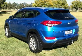 2016 Hyundai Tucson TLe MY17 Active 2WD Blue 6 Speed Sports Automatic Wagon